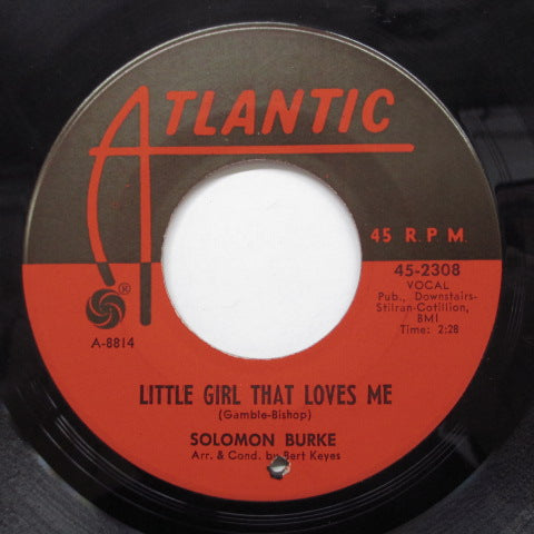 Solomon Burke - Only Love (Can Save Me How) (Orig)
