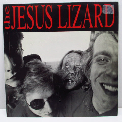 "JESUS LIZARD, THE - Gladiator (UK Orig.7"")"
