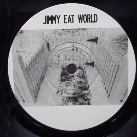 "JIMMY EAT WORLD / BLUEPRINT - Split (US Orig.7"")"