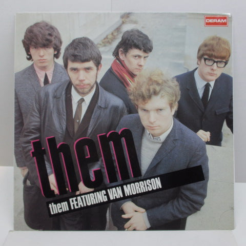THEM - Them Featuring Van Morrison (DUCTH.Comp.)