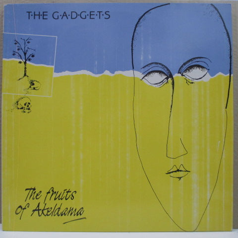 GADGETS, THE - The Fruits Of Akeldama (UK Orig.LP)