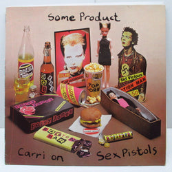 SEX PISTOLS - Some Product Carry On Sex Pistols (Dutch Orig.LP)