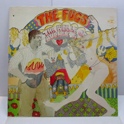 FUGS - The Belle Of Avenue A (US Orig.Stereo LP)