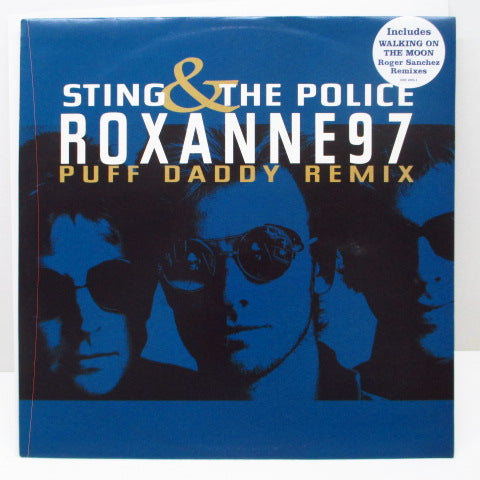 "POLICE, THE (Sting & The Police) - Roxanne 97 - Puff Daddy Remix (UK Orig.12""/Stickerd CVR)"