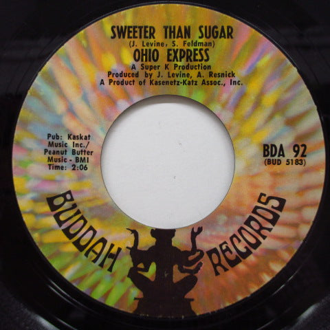 "OHIO EXPRESS - Sweeter Than Sweeter (US Orig.7"")"