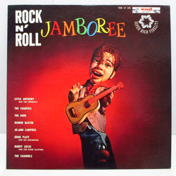 V.A. - Rock N' Roll Jamboree (US '59 Re Mono LP/CS)