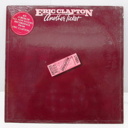 ERIC CLAPTON - Another Ticket (US Orig.LP)