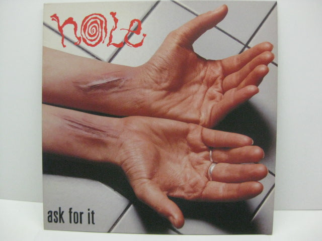 HOLE - Ask For It (US Ltd.Pink Vinyl MLP)