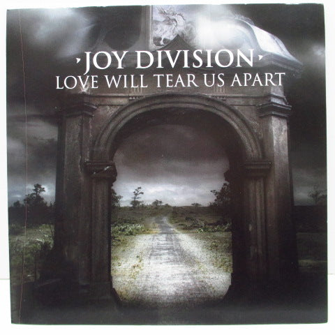 "JOY DIVISION - Love Will Tear Us Apart (US Ltd.Green Vinyl 7"")"