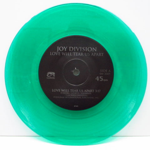 "JOY DIVISION-Love Will Tear Us Apart (US Ltd.Green Vinyl 7 "")"