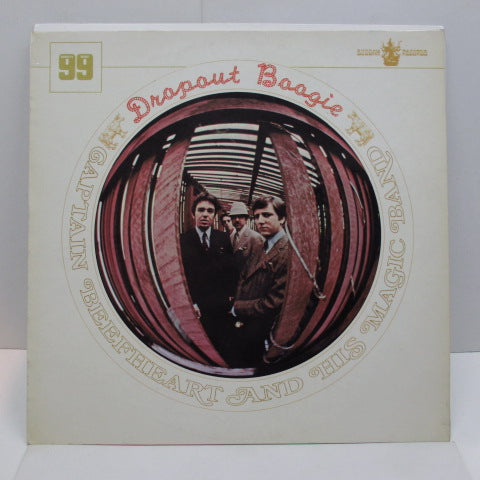 CAPTAIN BEEFHEART - Dropout Boogie (1st) (UK:'70 Re)