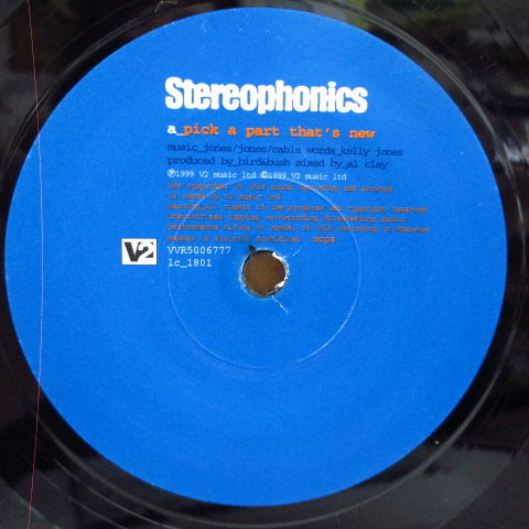 "STEREOPHONICS - Pick A Part That's New (UK Orig.7"")"