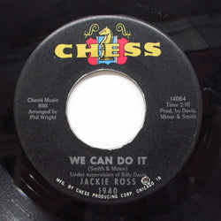 JACKIE ROSS - We Can Do It (Orig/Chess-1940)