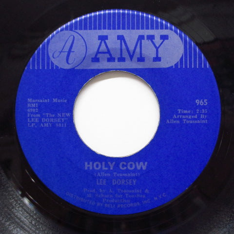 LEE DORSEY - Holy Cow (Paper Label)