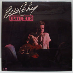 EDDIE COCHRAN - On The Air (UK Orig)
