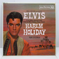 ELVIS PRESLEY - Harem Holiday (Harum Scarum) (UK Orig.Mono LP/CFS)