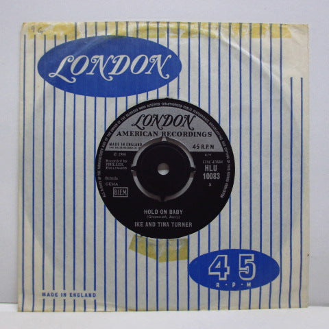 "IKE & TINA TURNER - A Love Like Yours (UK Orig.7""+CS)"