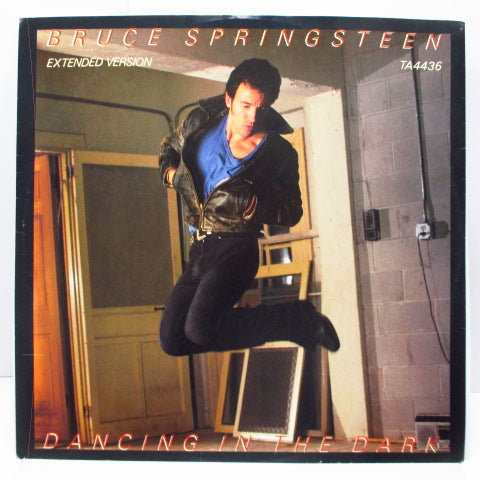 "BRUCE SPRINGSTEEN (ブルース・スプリングスティーン)  - Dancing In The Dark (UK Orig.12"")"