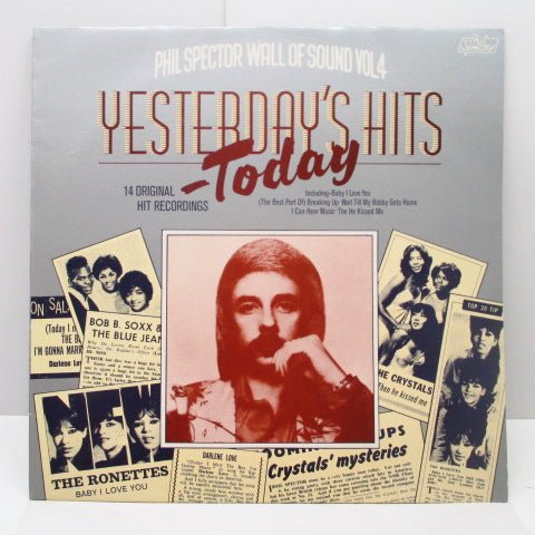V.A. - Yesterday's Hits-Today:Phil Spector Wall Of Sound Vol.4 (UK/コート有)