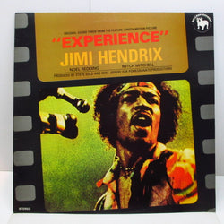 JIMI HENDRIX - Experience (UK 70's Re LP/Misspress CVR)