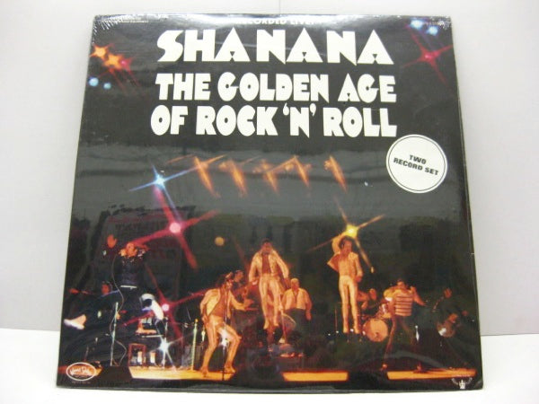 SHA NA NA - The Golden Age Of R&R (US 2nd Press 2xLP)