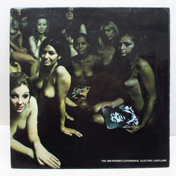 JIMI HENDRIX - Electric Ladyland (UK Orig/White Text #2)