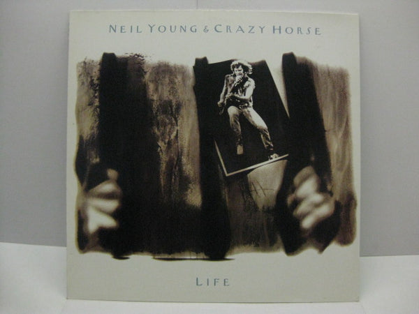 NEIL YOUNG - Life (German Orig.LP)