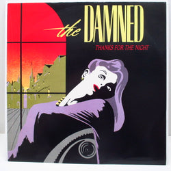 "DAMNED, THE - Thanks For The Night +2 (UK Orig.12"")"