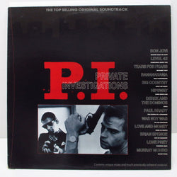O.S.T. - P.I. Private Investigations (UK Orig.LP)
