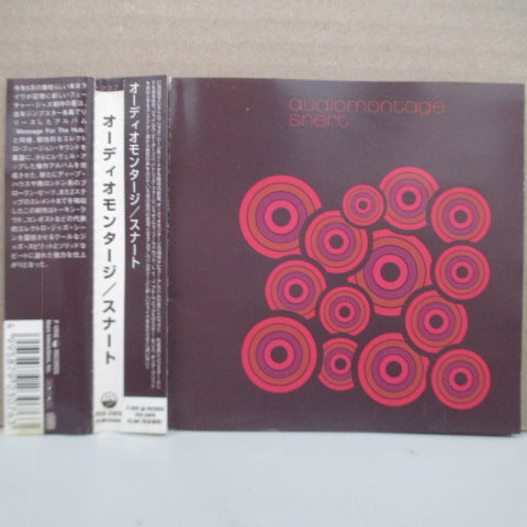 AUDIOMONTAGE - Snert (Japan Orig.CD)