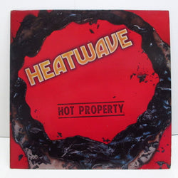 HEATWAVE - Hot Property (UK Orig.)