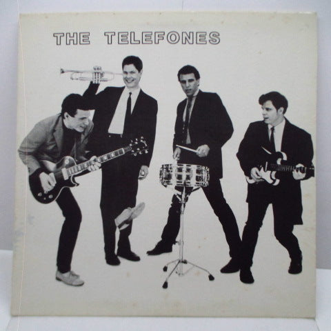 TELEFONES,THE - Rock-Ola! (US Orig.LP)