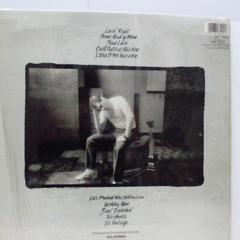GLENN FREY - Soul Searchin' (UK Orig.LP+Inner)