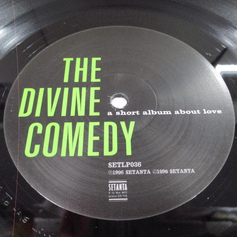 DIVINE COMEDY, THE (ザ・ディヴァイン・コメディ)  - A Short Album About Love (UK Orig.LP)