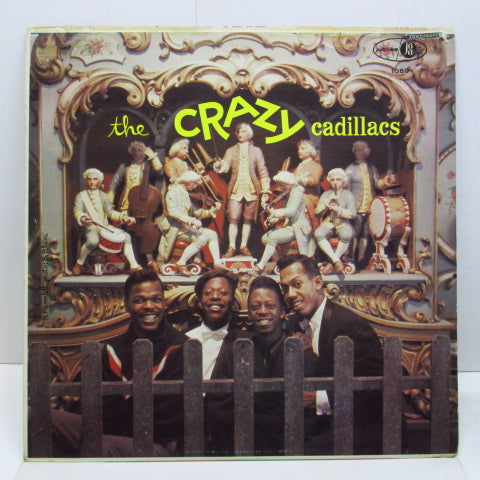 CADILLACS - The Crazy Cadillacs (US Orig.Mono LP)