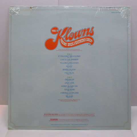 KLOWNS - Ringling Bros & Barnum & Bailey (US Orig.LP/Seald)