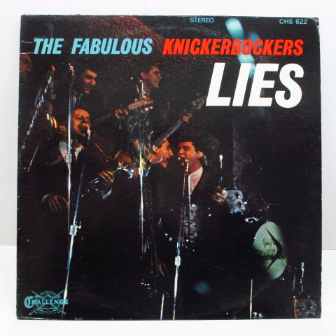KNICKERBOCKERS - Lies (US Orig.Stereo LP)