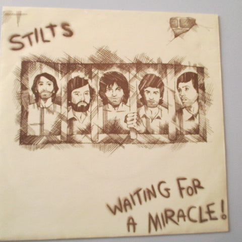 "STILTS - Waiting For A Miracle (UK Orig.7"")"