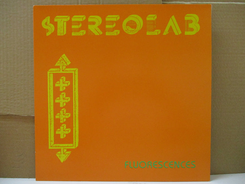 "STEREOLAB (ステレオラブ)  - Fluorescences +3 (UK Orig.12"")"