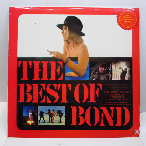 O.S.T. - 007 / The Best Of Bond-The Original Soundtrack Themes (UK Orig.LP/CS)