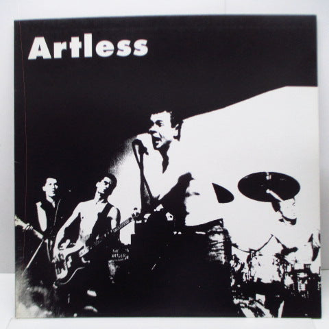 ARTLESS - Tanzparty Deutschland (Grerman Unofficial LP)