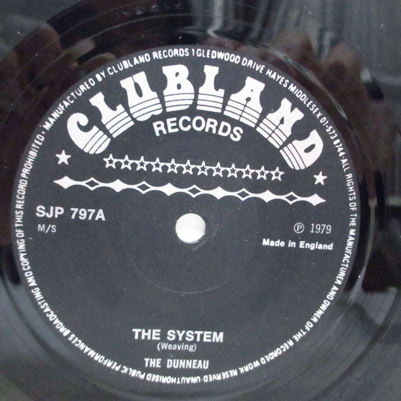 "DUNNEAU, THE - On My Own / The System (UK Orig.7"")"