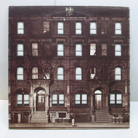 LED ZEPPELIN - Physical Graffiti (GERMAN Orig.2xLP)