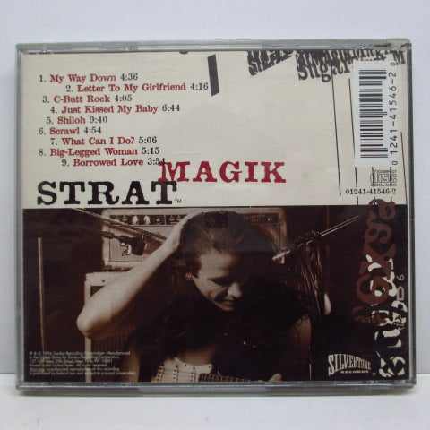 CHRIS DUARTE GROUP - Texas Sugar Strat Magik (US CD)
