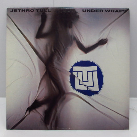 JETHRO TULL (ジェスロ・タル)  - Under Wraps (US Orig.LP)