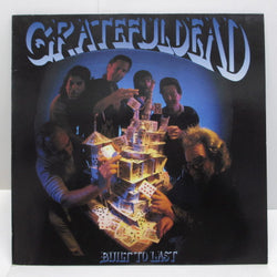 GRATEFUL DEAD - Built To Last (GERMAN:Orig.)