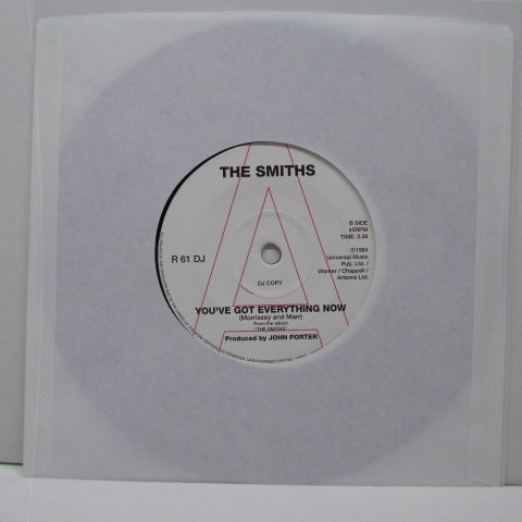 "SMITHS, THE - Still Ill (UK Promo.7""/'08)"