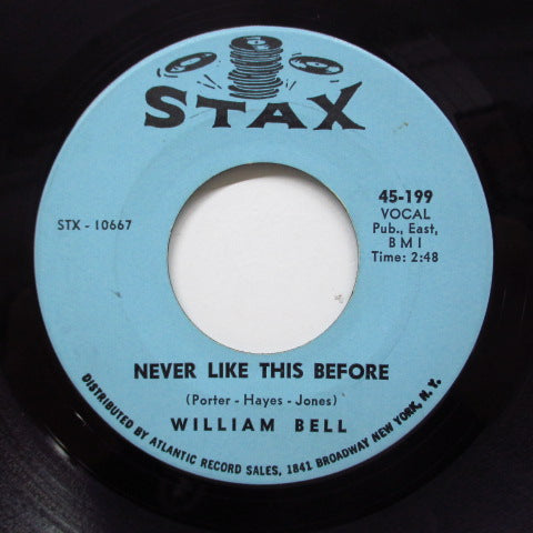 WILLIAM BELL - Never Like This Before (Orig)