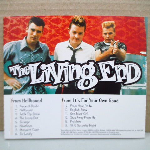 LIVING END-Hellbound / It's For Your Own Good (Japan Orig.CD)