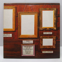 EMERSON, LAKE & PALMER - Pictures At An Exhibition (UK Orig.LP/GS)